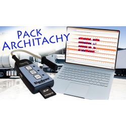 Pack complet Architachy 3 Standard